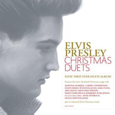 CD offiziell Elvis Christmas Duets Album? [Archiv] - Elvis-Forum