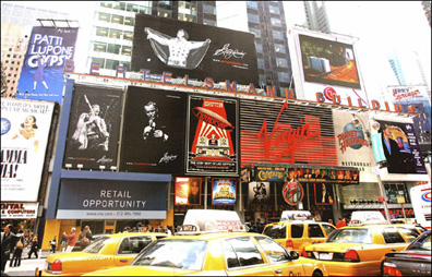 Various - Times Square